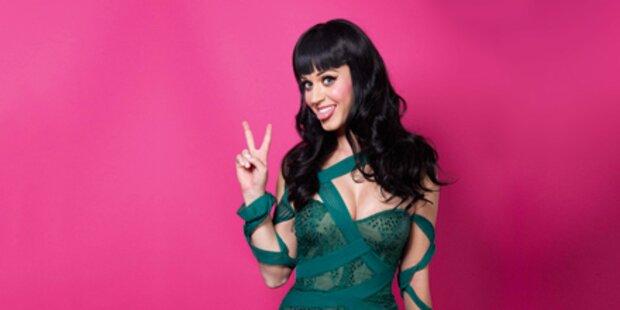 Katy Perry für nur 800 Fans in Wien