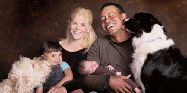 Tiger Woods: Jetzt rechnet Ex-Frau ab!