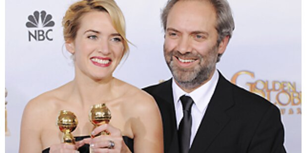 Golden Globes: Kate Winslet räumt ab