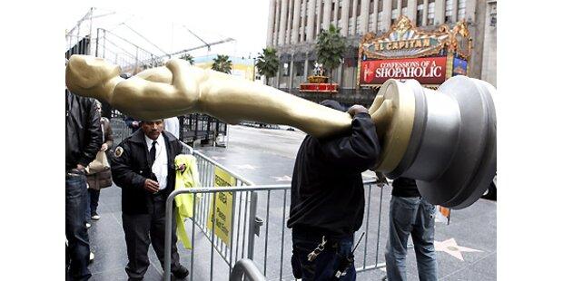 Oscar-Preisträger stehen fest
