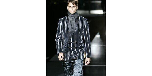 Streit um Hose bei Männer-Modeschau