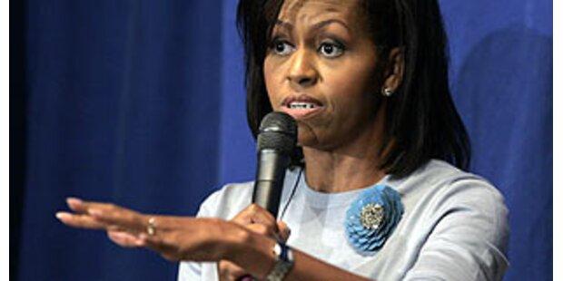 Michelle Obama ist eine der Bestgekleideten