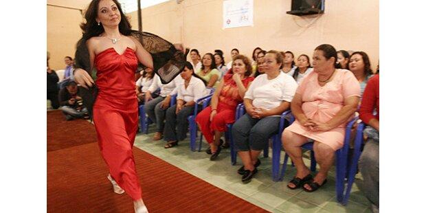 Fashionshow im Frauengefängnis