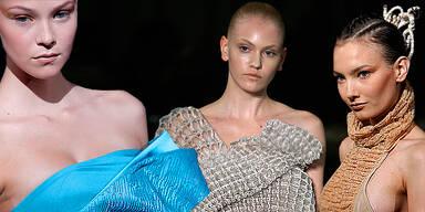 Start der Pariser Modewoche