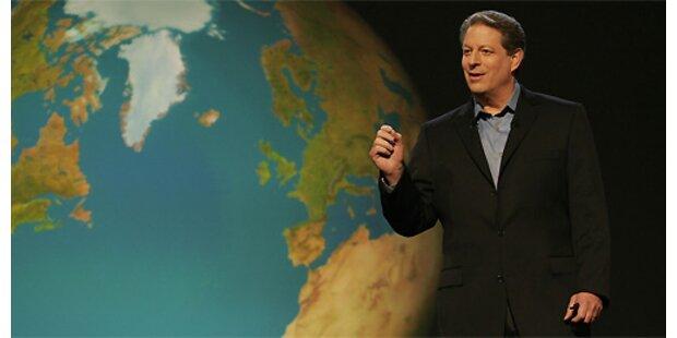 Verbot für Al Gores