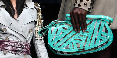 Burberry zeigt neuen Luxus