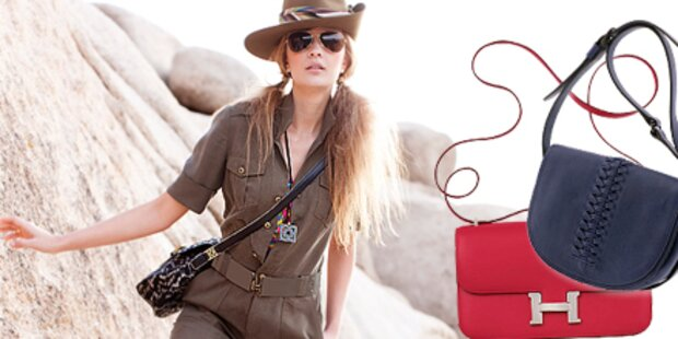 Trend mit Kult-Faktor: Crossbody Bags
