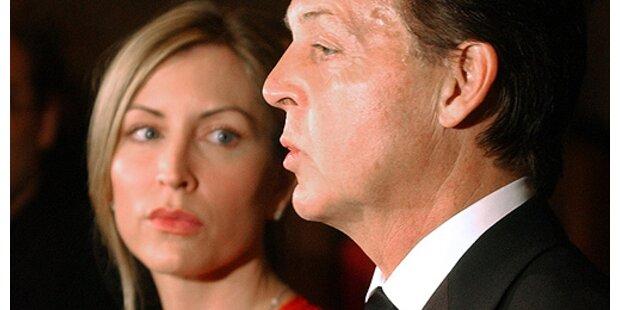Wünscht McCartney seiner Ex Heather Mills den Tod?