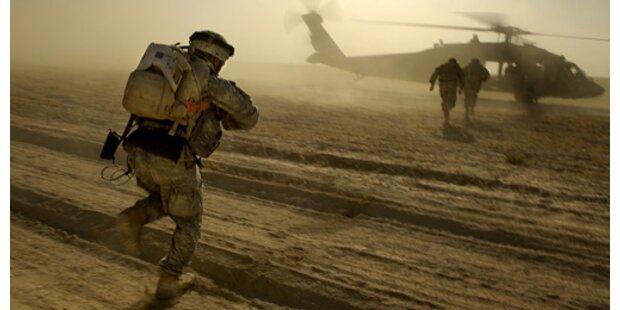 Irak-Bericht - Bush kündigt TV-Ansprache an