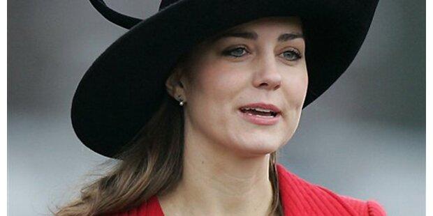 Kate Middleton feiert ihren 25. Geburtstag
