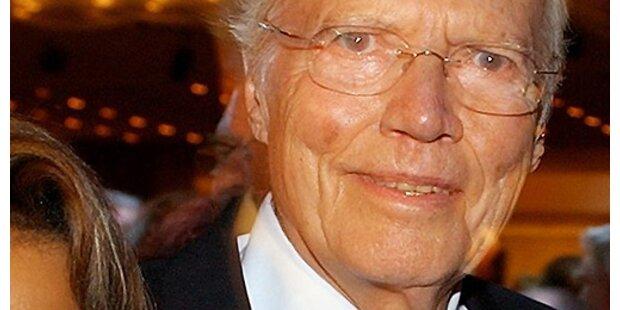 Karlheinz Böhm wirbt nach Unfall wieder für Kinder