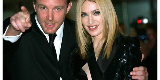 Kein Sex für Madonna - Guy machte Keks-Diät