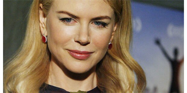 Nicole Kidman spricht über ihre Fehlgeburt