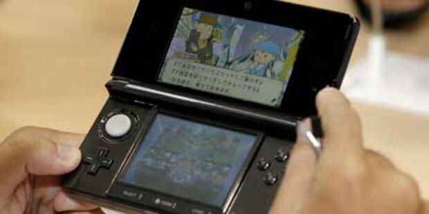 Nintendo 3DS: Fotos, Starttermin & Preis