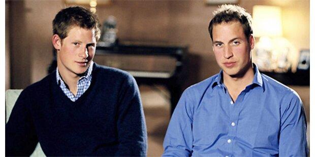 William und Harry werden zu Feinden