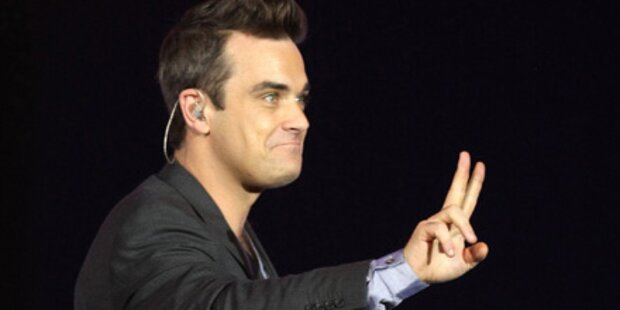 Robbie macht sich fit zum Heiraten