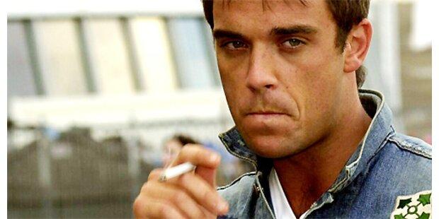 Geburtstagskind des Tages: Robbie Williams