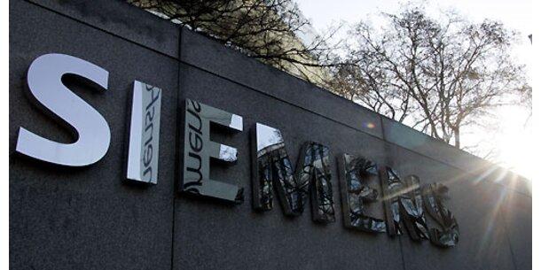 Siemens muss 418 Mio Euro zahlen
