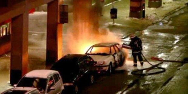 Selbstmordattentat in Stockholm