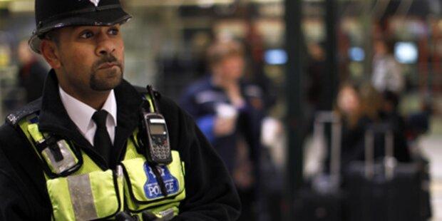 Bombe im Büro der britischen Kulturhauptstadt