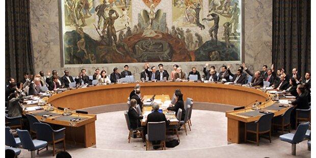 UNO-Sanktionen gegen Syrien vom Tisch