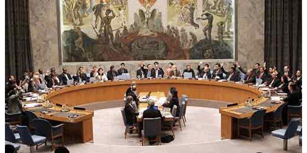 Russland blockiert UNO-Sitzung