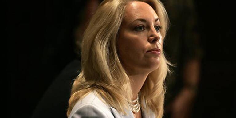 Ex-Agentin Valerie Plame. (c) AP