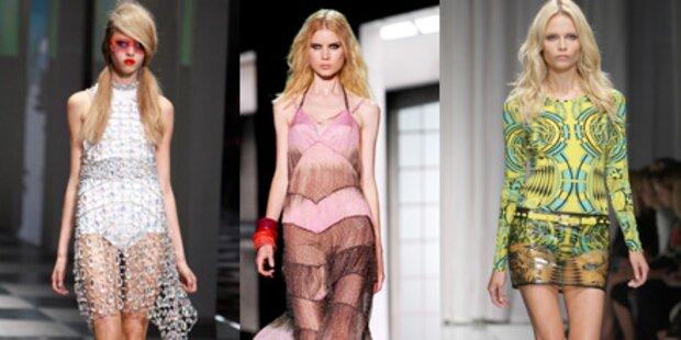Der Frühling macht jetzt Mode ....!