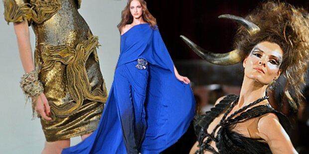 Tag 2: Haute Couture als Fest der Sinne