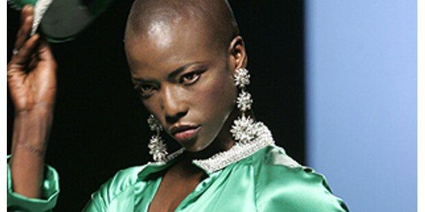 Italienische Vogue zeigt nur farbige Models