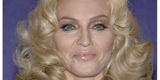 Ist diese Frau wirklich Madonna?
