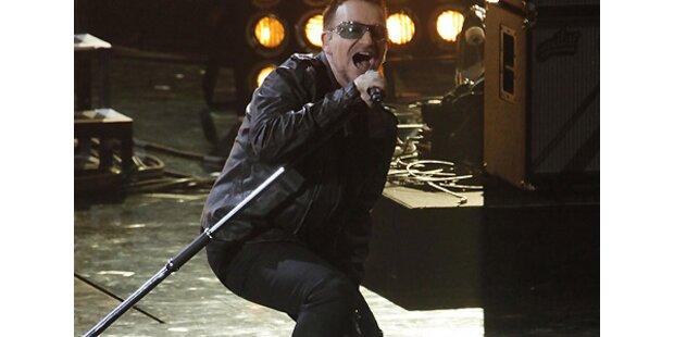 U2: Hören Sie bei uns ins neue Album rein