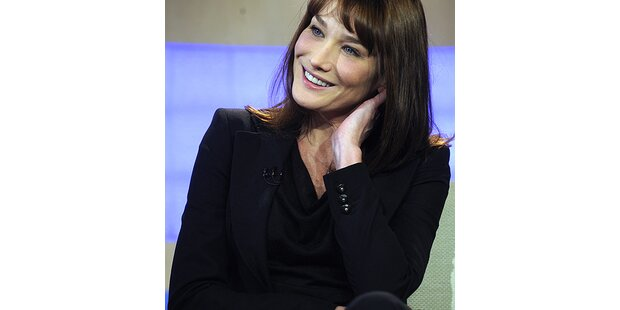 Carla Sarkozys Jutesack ist der letzte Schrei