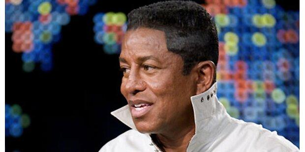 Jermaine Jackson verkündet Stars