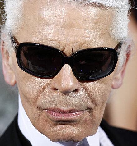 Karl Lagerfeld macht zum Geburtstag keine Pause