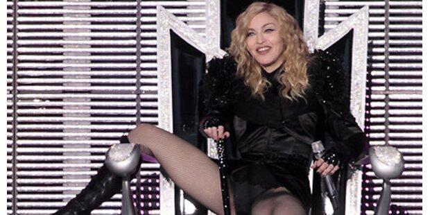 Reinhören: Das ist der neue Madonna-Song