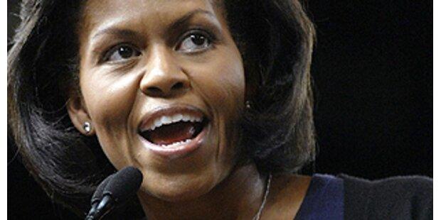 Michelle Obama fördert Jung-Designer