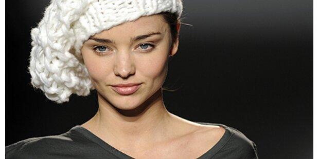 Topmodel Miranda Kerr modelte in Spanien