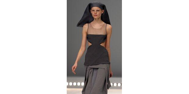 Was macht eine Nonne auf dem Catwalk?