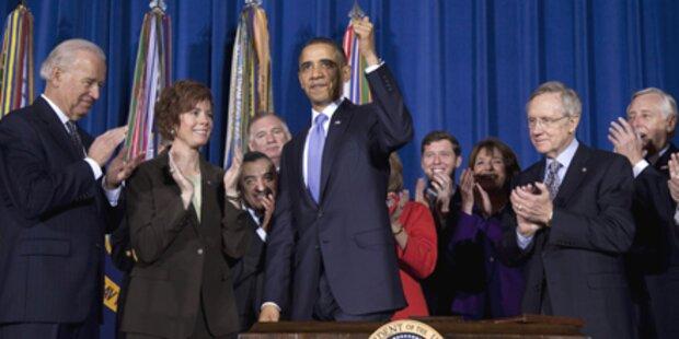 Obama beendet Schwulen-Bann im US-Militär