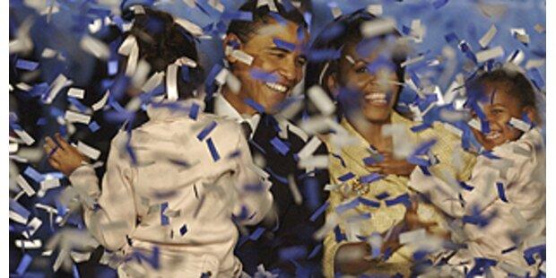 Die Obamas lassen das Weiße Haus renovieren