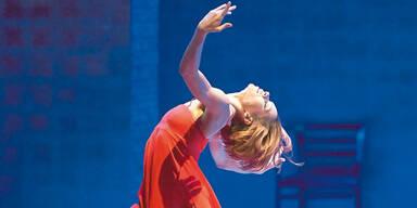 Ex-Kinderstar Horner als Ballerina