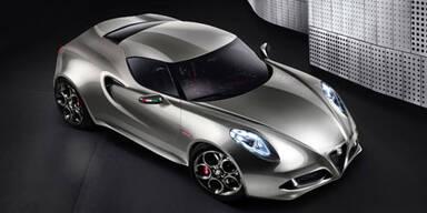 Alfa Romeo-Neuheiten auf der IAA 2011