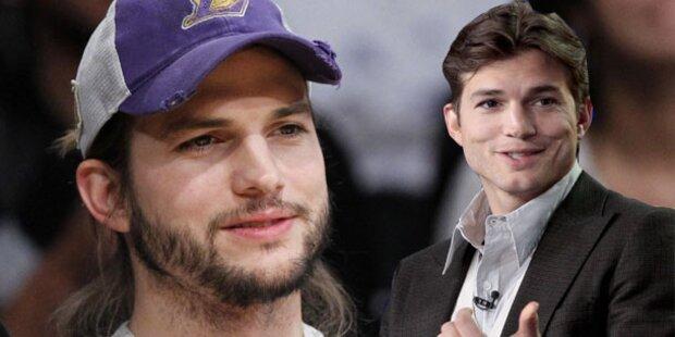 Ashton Kutcher: Endlich wieder fesch!