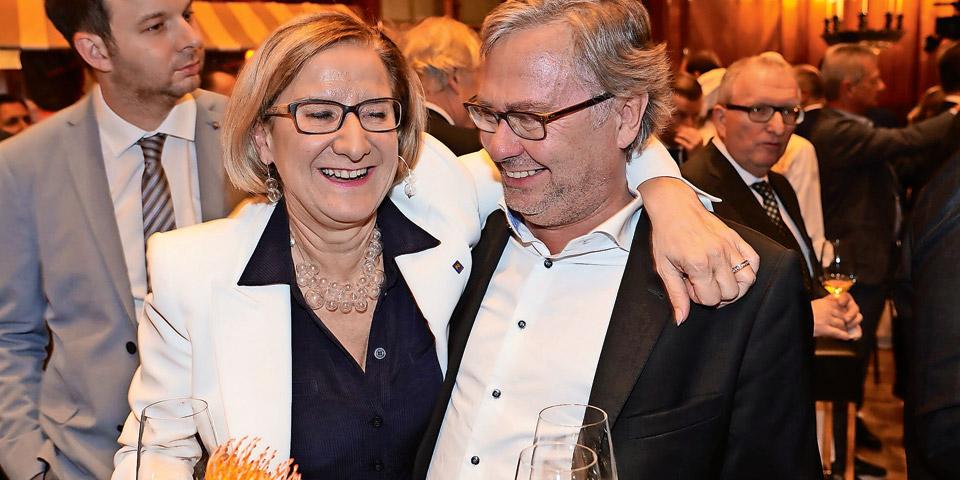 Mikl-Leitner Wrabetz