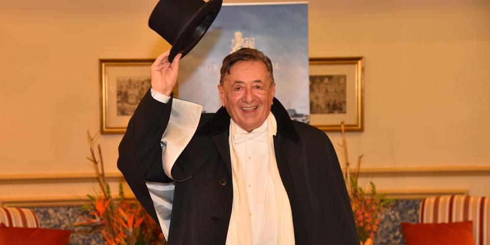 Richard Lugner am Opernball 2017