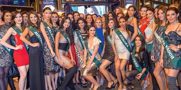 Finale! Miss Earth in Wien