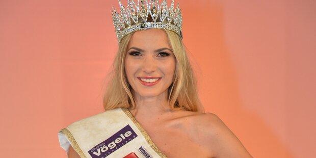 So tickt die Miss Austria