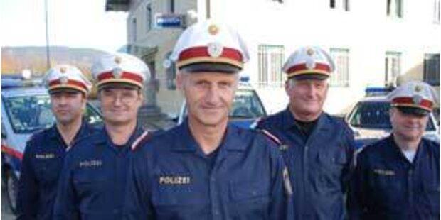 Viele neue Gesichter bei der Salzburger Polizei