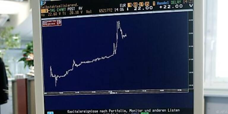 ATX mit Minus von 3,21 Prozent